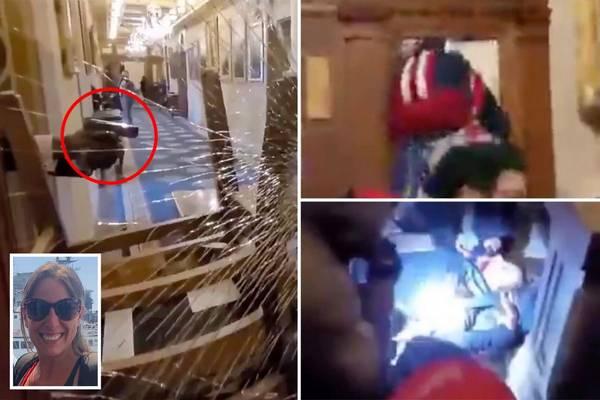 Il killer di Ashli Babbitt al Campidoglio non sarà incriminato