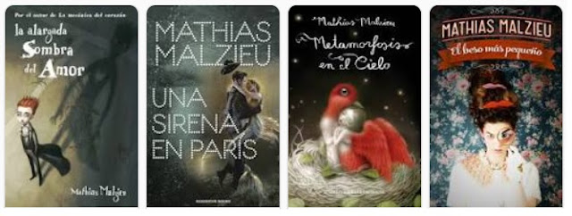 ejemplos libros tipo La Mecánica del Corazón