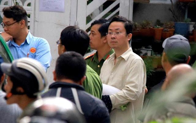 Bị cáo buộc 'âm mưu chiếm nhà', giảng viên Lâm Hoàng Tùng quanh co chối tội