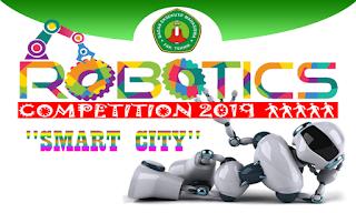 Robotic Competition 2019, Universitas Islam Madura, Fakultas Teknik UIM, Smart City,
