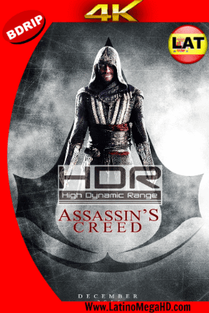 Assassins Creed (2016) Latino Ultra HD 4K 2160P - 2016