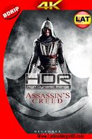 Assassins Creed (2016) Latino Ultra HD 4K 2160P - 2016