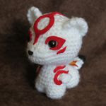 http://www.ravelry.com/patterns/library/okami-amaterasu-mod-kit