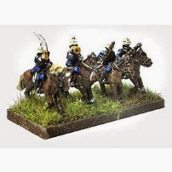 ZW17 Colonial Cavalry x 10 (may be used for mounted infantry).