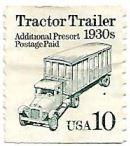 Selo Tractor Trailer 1930