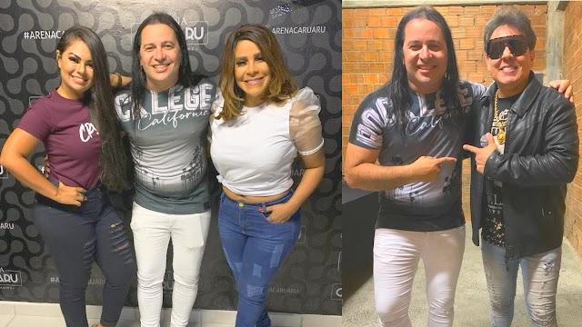 Raied Neto no DVD DA CALCINHA PRETA? Paulinha Abelha QUEBRA SILÊNCIO após ser questionada