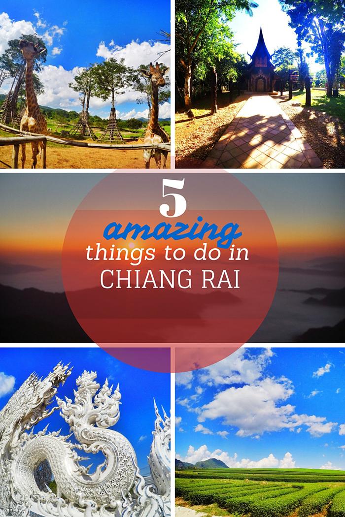 5 things to do in chiang rai