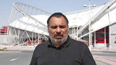 O repórter Yan Boechat em uma das reportagens especiais - Divulgação