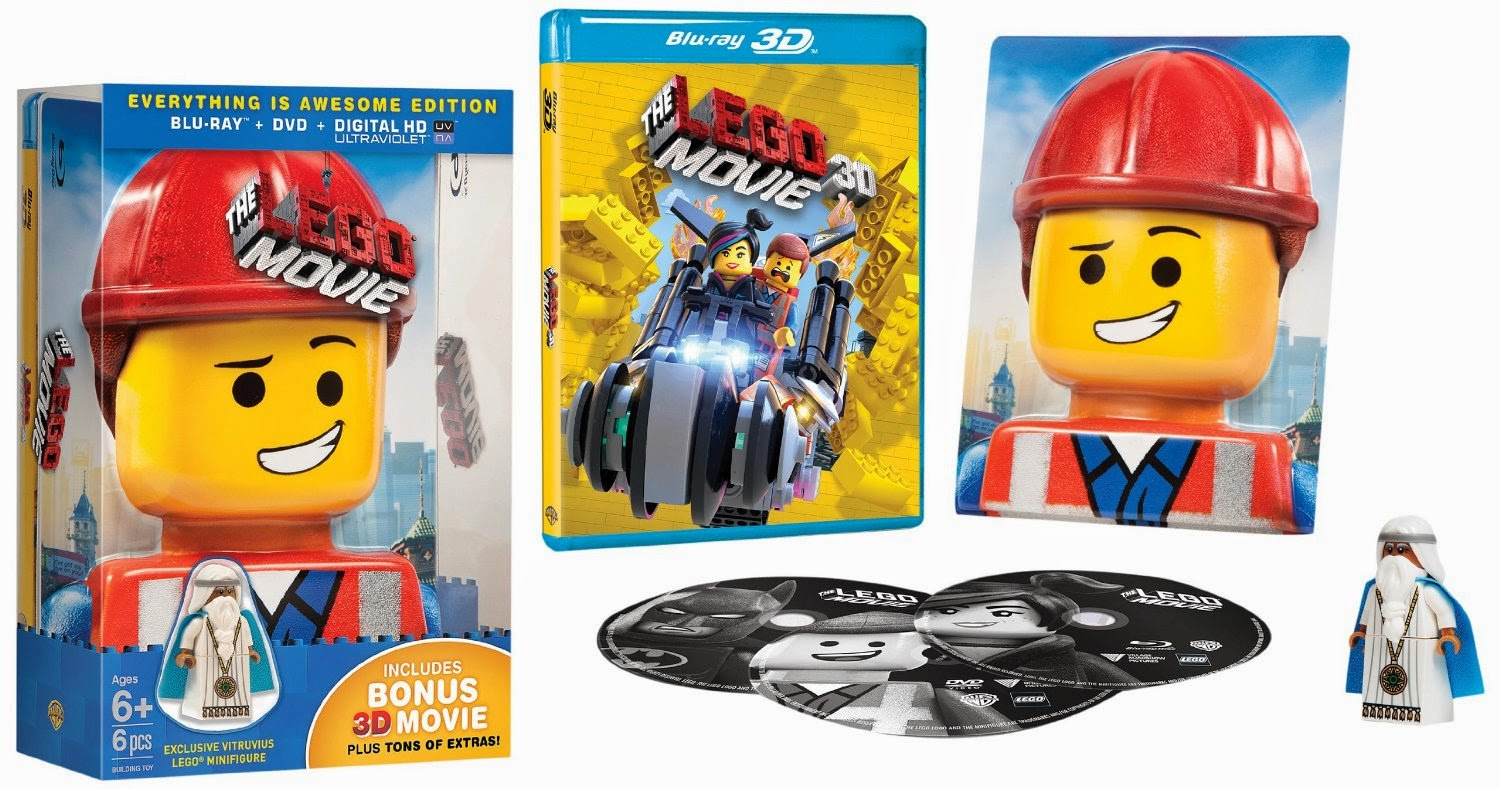 The lego movie: the special special edition blu-ray unboxing youtube.