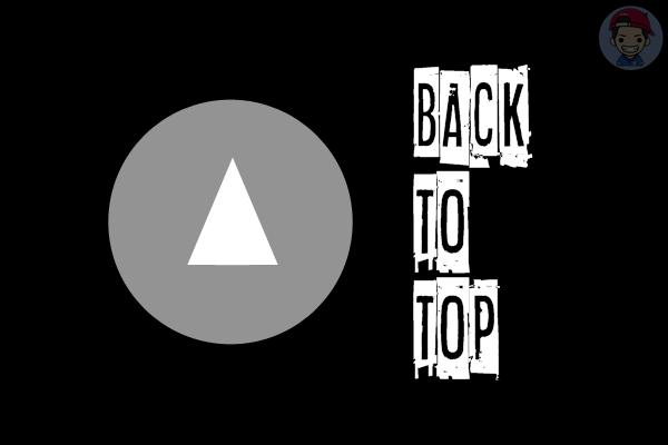 Cara Pasang Tombol Back To Top Di Blog