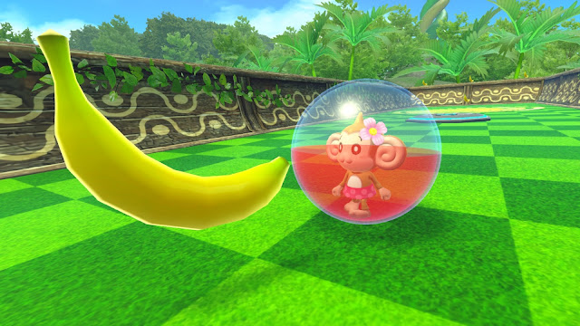 Super Monkey Banana Ball Mania