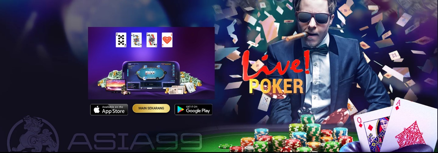 cara main poker online terpercaya