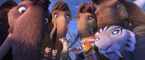 Ice Age, Collision Course, Film, Family Film, New Release, Cinema, London, Screening, UK