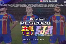 Download FTS 2021 Mod PES