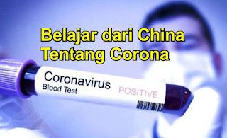 Belajar Dari China Terkait Virus Corona