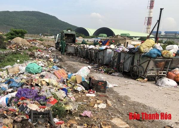 Bảo đảm vệ sinh môi trường tại Khu Kinh tế Nghi Sơn