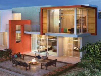 gambar rumah mewah 2 lantai terbaru