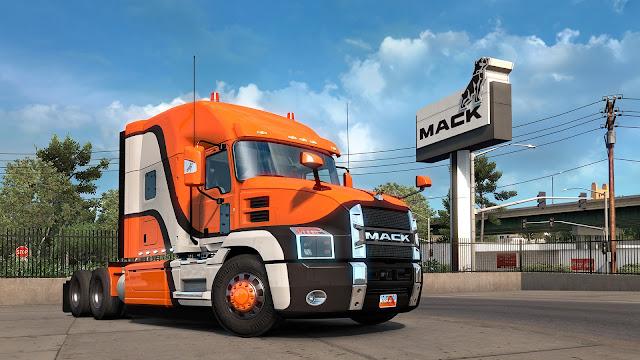 [ATS] Mack Anthem LKW jetzt verfügbar! 27