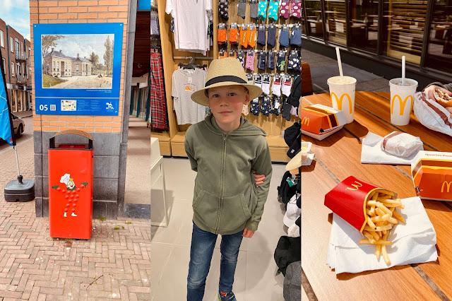 Winkelen in Tiel Mac Donalds