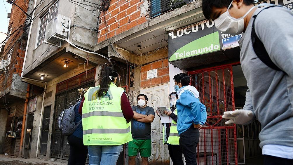 Tres personas de barrios populares murieron por coronavirus: ya suman 31 en total