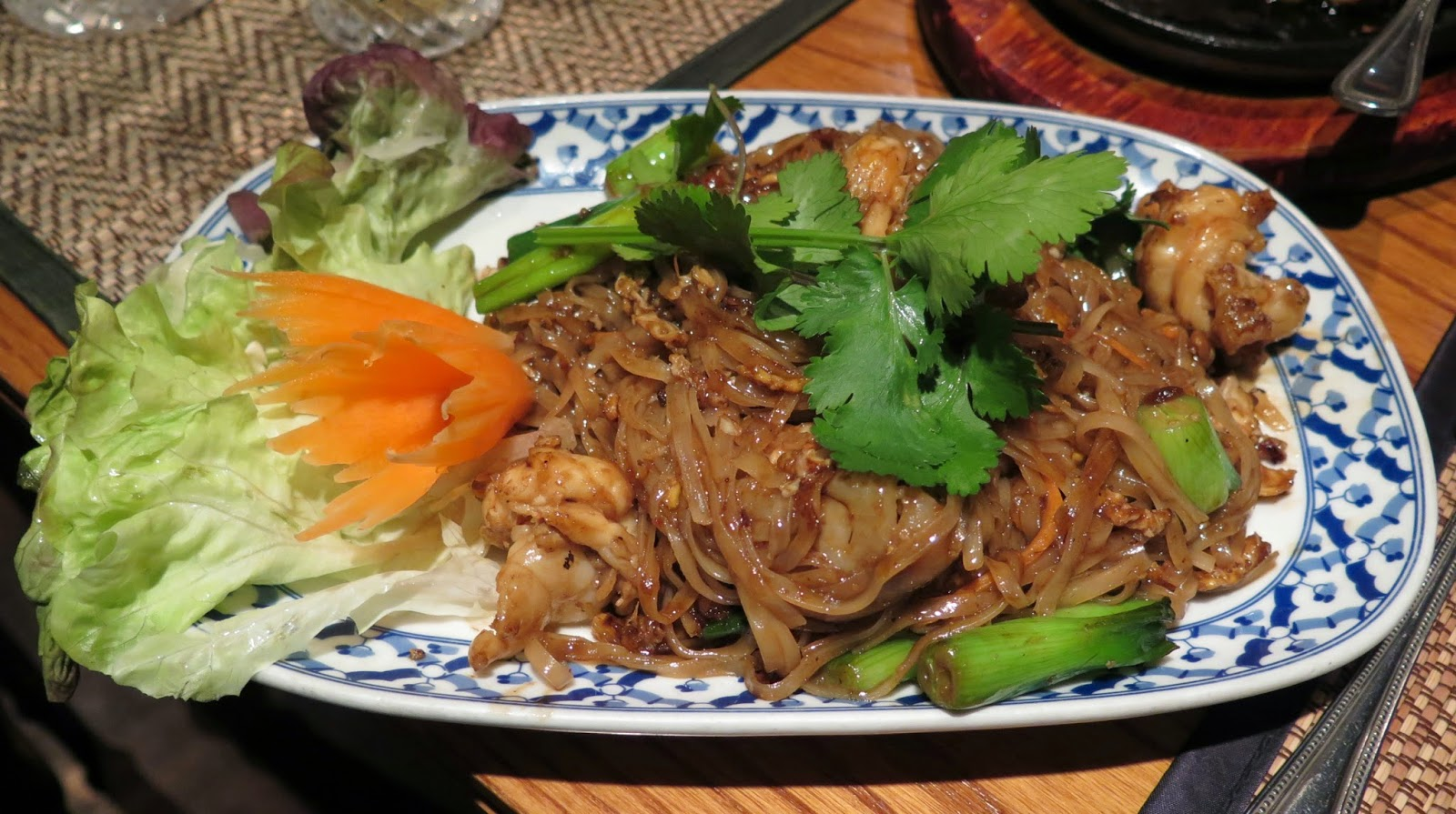 pad thai, siam cottage, chelmsford