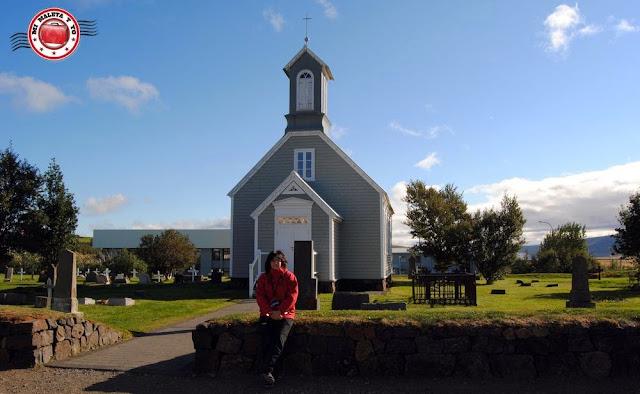 Iglesia antigua de Reyholt