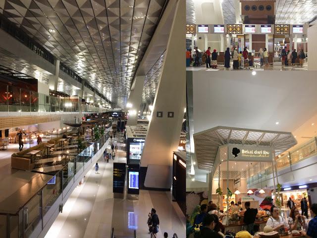 terminal 3 pagi hari
