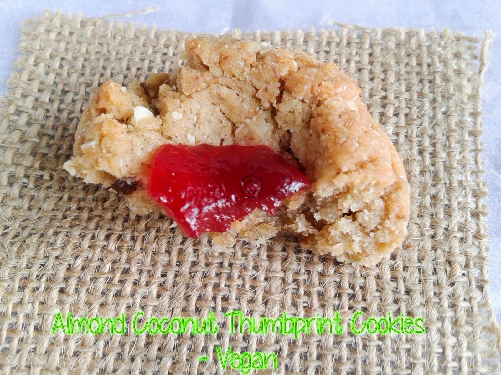 coconut-almond-thumbprint-cookies