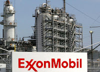 A view of the Exxon Mobil refinery in Baytown, Texas September 15, 2008. (Credit: Reuters/Jessica Rinaldi/File Photo) Click to Enlarge.