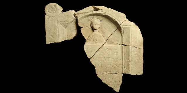 'Roman Dead: Piecing together burials and beliefs in Roman London' at the Museum of London Docklands