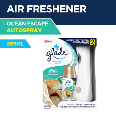 Glade Automatic Primary - Ocean Escape
