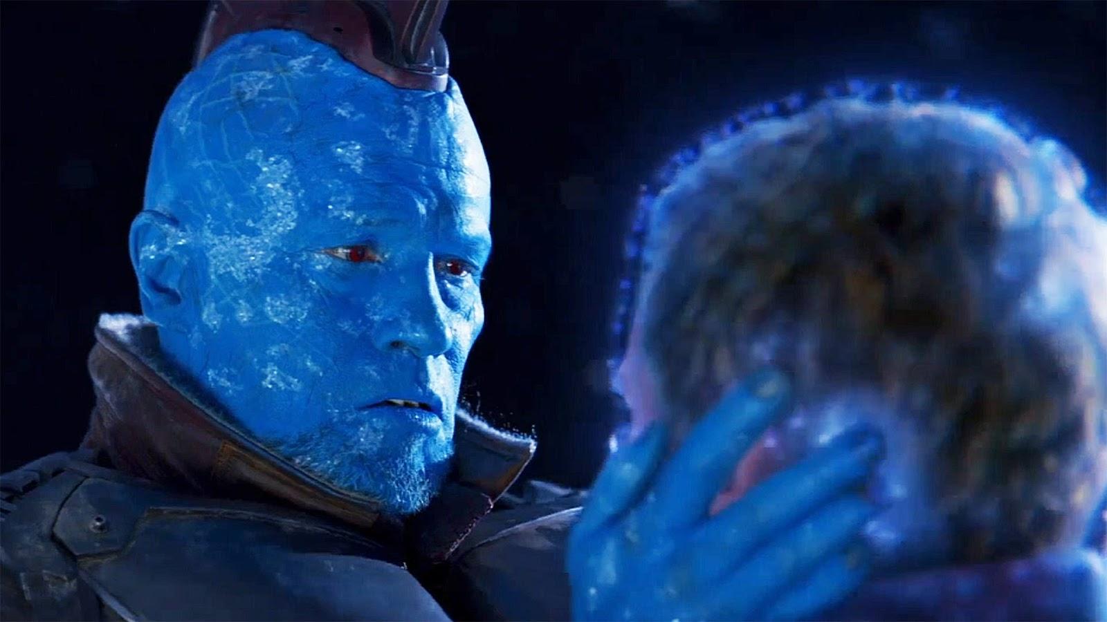 Yondu sacrifice for peter