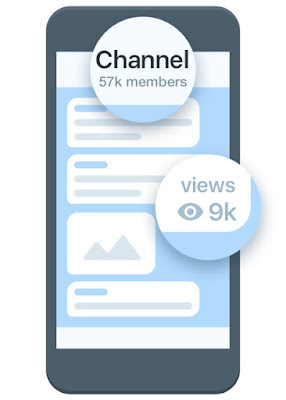 Telegram Channel Dengan Tiada Limit Keahlian