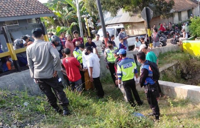 Pulang Tadarus, Remaja di Kebumen Terserempet KA, Jenazahnya Baru Ditemukan Paginya