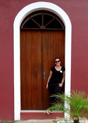 Passeio em Morretes - portas