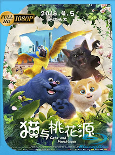 Cats and Peachtopia (2018) HD [1080p] Latino [GoogleDrive] SilvestreHD