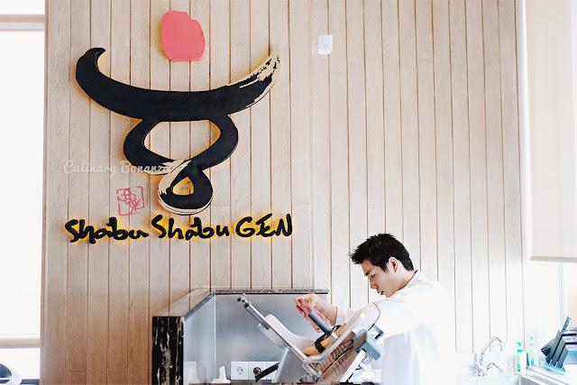 Mencoba Makanan Jepang Premium di Shabu Shabu Gen Resto