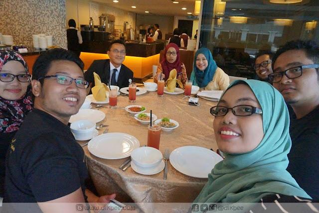 Buffet Ramadhan 2016 Hotel Perdana Kota Bharu