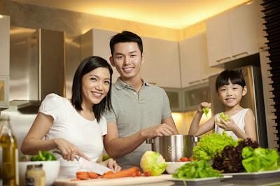 Tác dụng của rau xanh đối với trẻ em