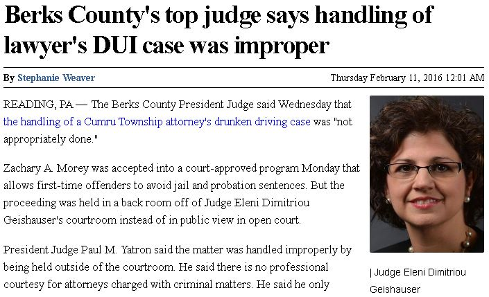 Berks County needs better journalism: May 2016