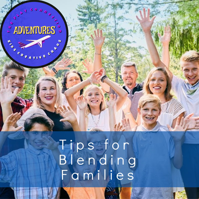 Advice for Blending Families