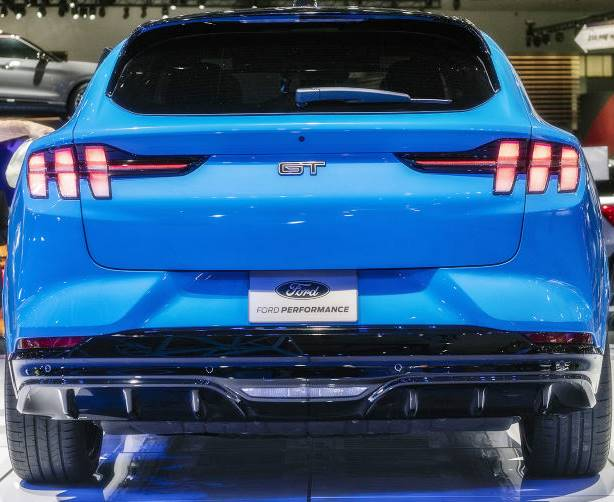 2021 Ford Mustang Mach-E AWD