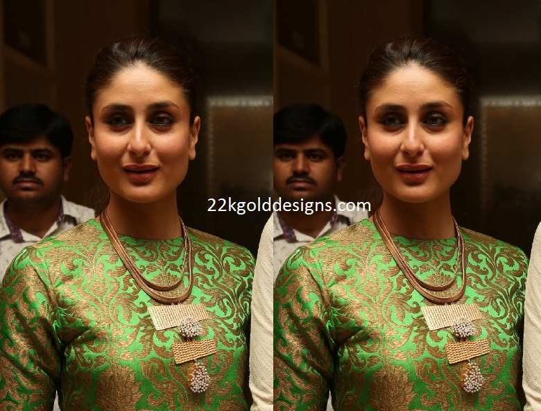 Kareena kapoor in Statement Necklace