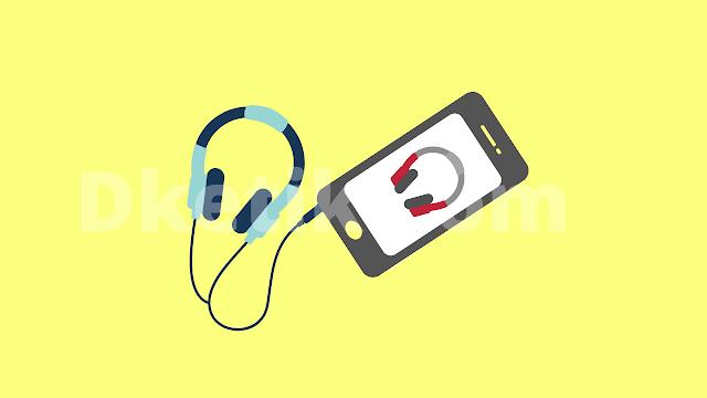 cara menghilangkan icon headset pada xiaomi