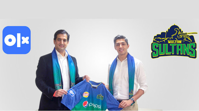 OLX & Multan Sultans Join Hand in PSL