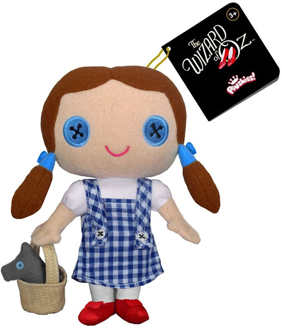 Love Funko's version of the Wizard of Oz's Dorothy!