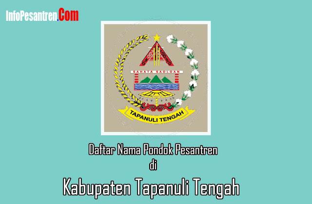 Pesantren di Kabupaten Tapanuli Tengah