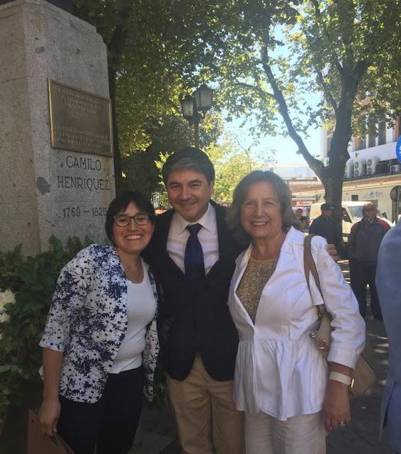 Presidenta Nacional conmemora Día de la Prensa en Valdivia