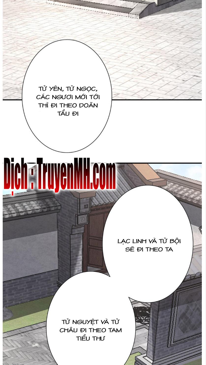 Thần Y Yêu Hậu Chap 25