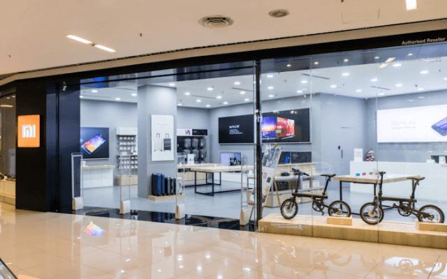 Tienda Xiaomi en ParqueSur, Leganes